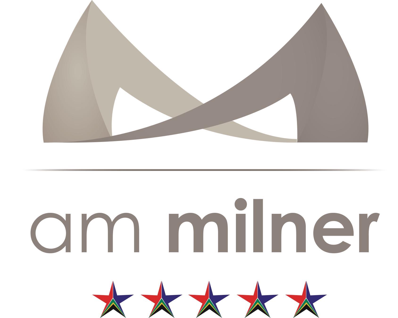 AM Milner logo